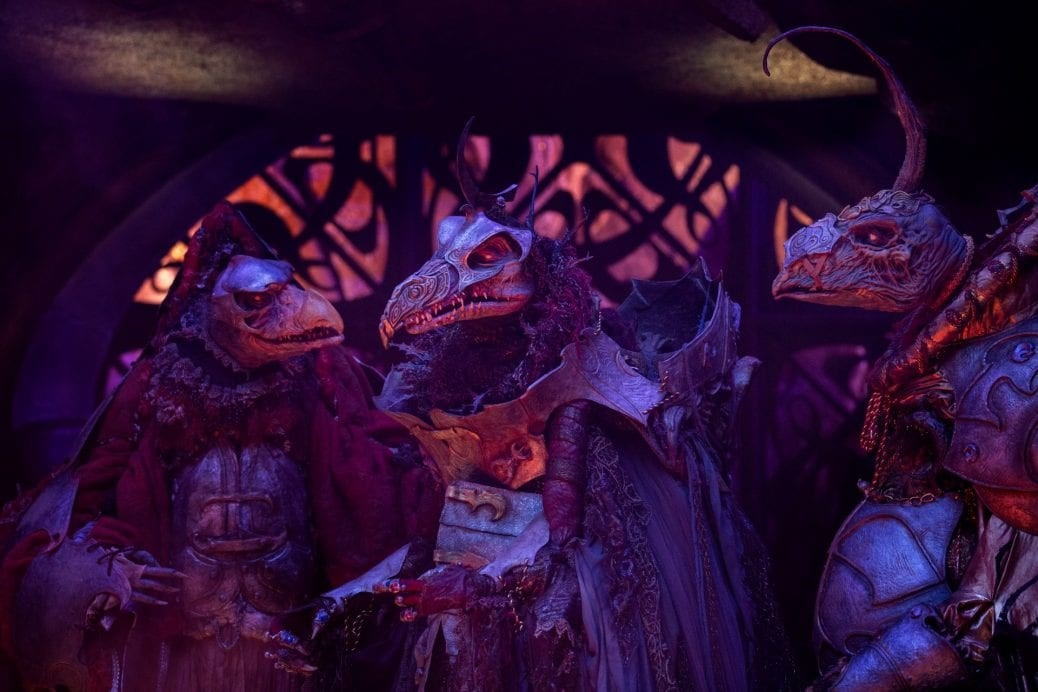 """""""The Dark Crystal: Age of Resistance""""."""