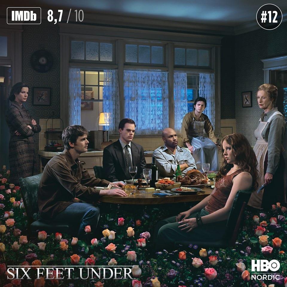 Six Feet Under HBO