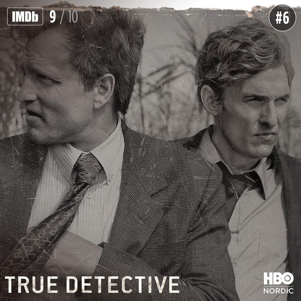 True Detective HBO