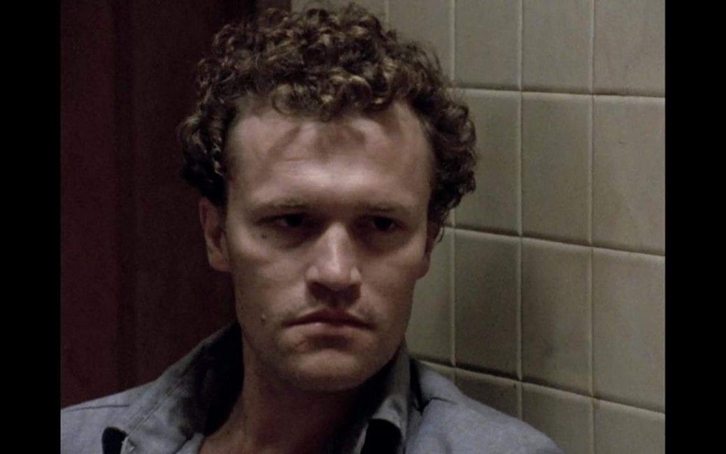 Människan är också ett skräckmonster. Bild från Henry - en massmördare.
