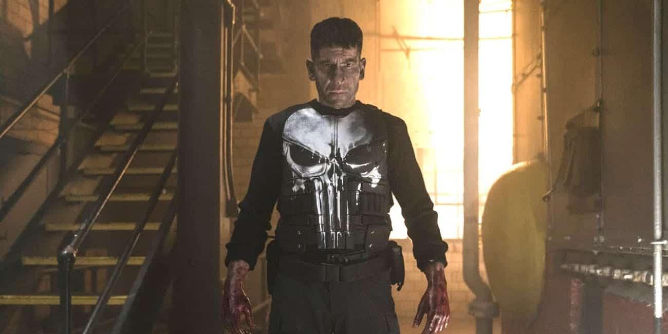 Jon Bernthal som The Punisher