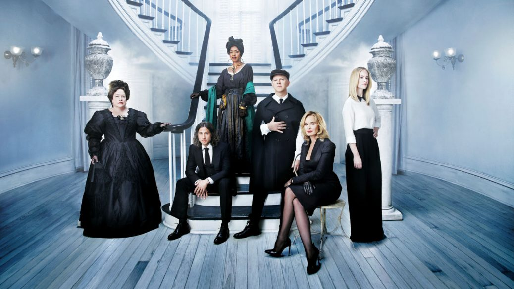 American Horror Story Coven.