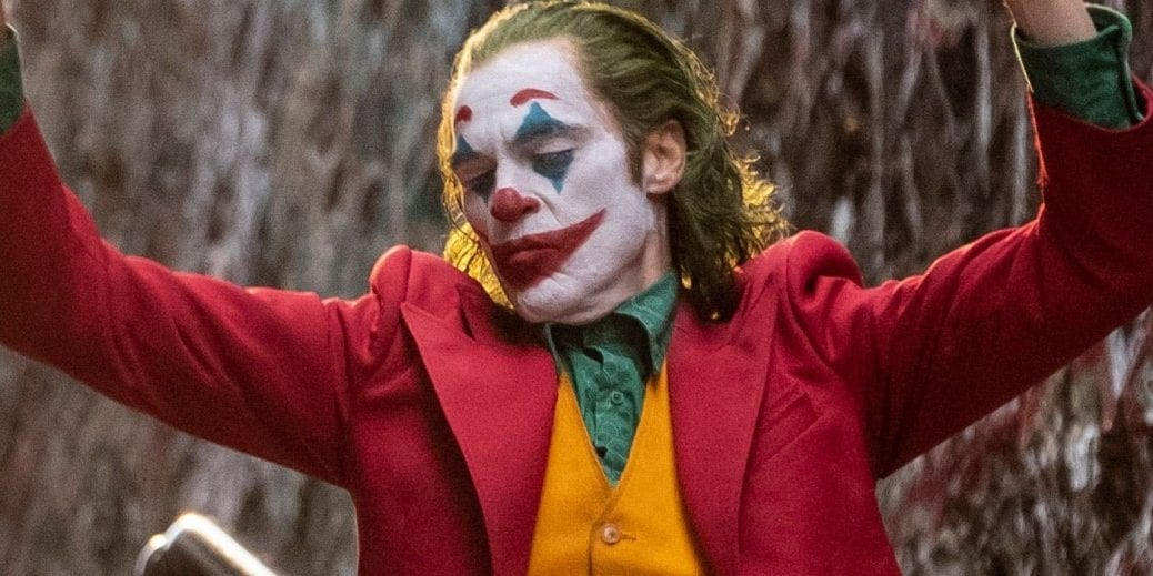 Joaquin Phoenix som Jokern.