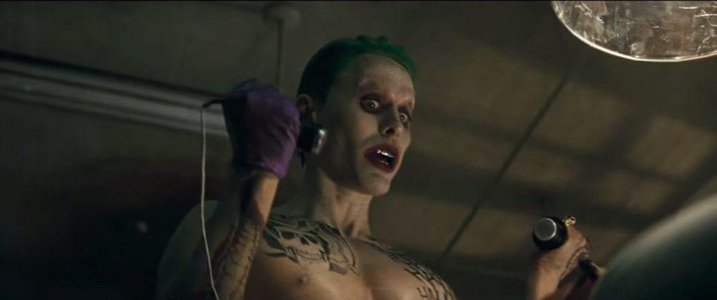 Jared Leto som Jokern.