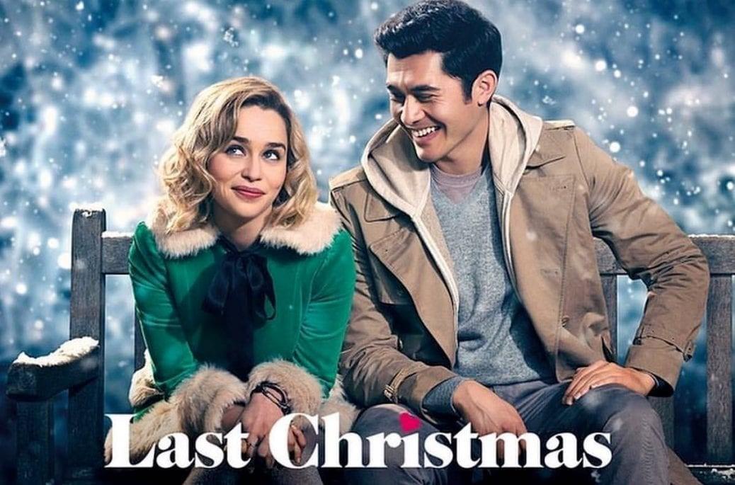 Emilia Clarke i Last Christmas.