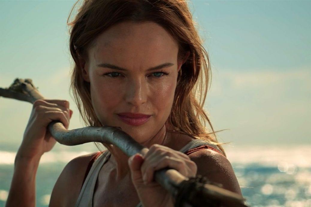 """Kate Bosworth i """"The I-Land""""."""