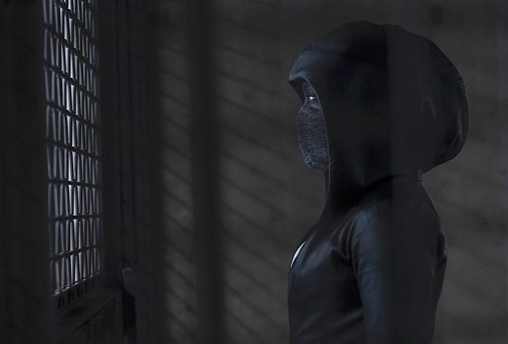 """Regina King i """"Watchmen""""."""