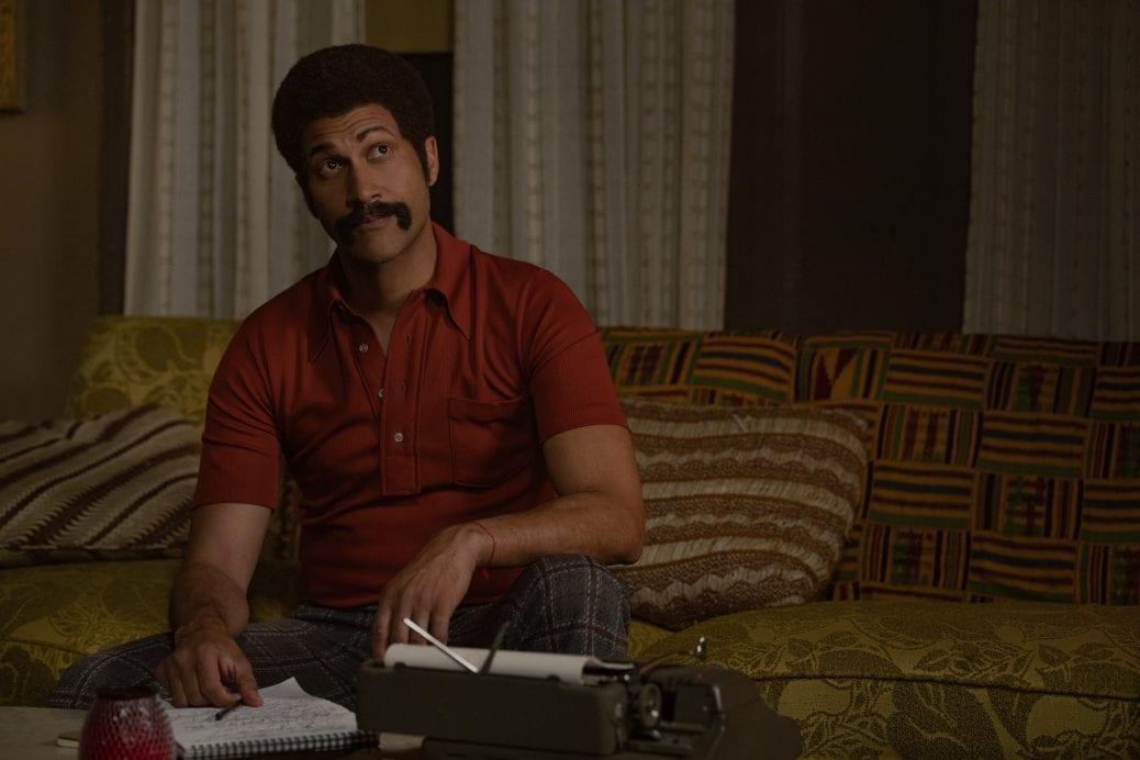 Keegan-Michael Key som Jerry Jones i Dolemite Is My Name.
