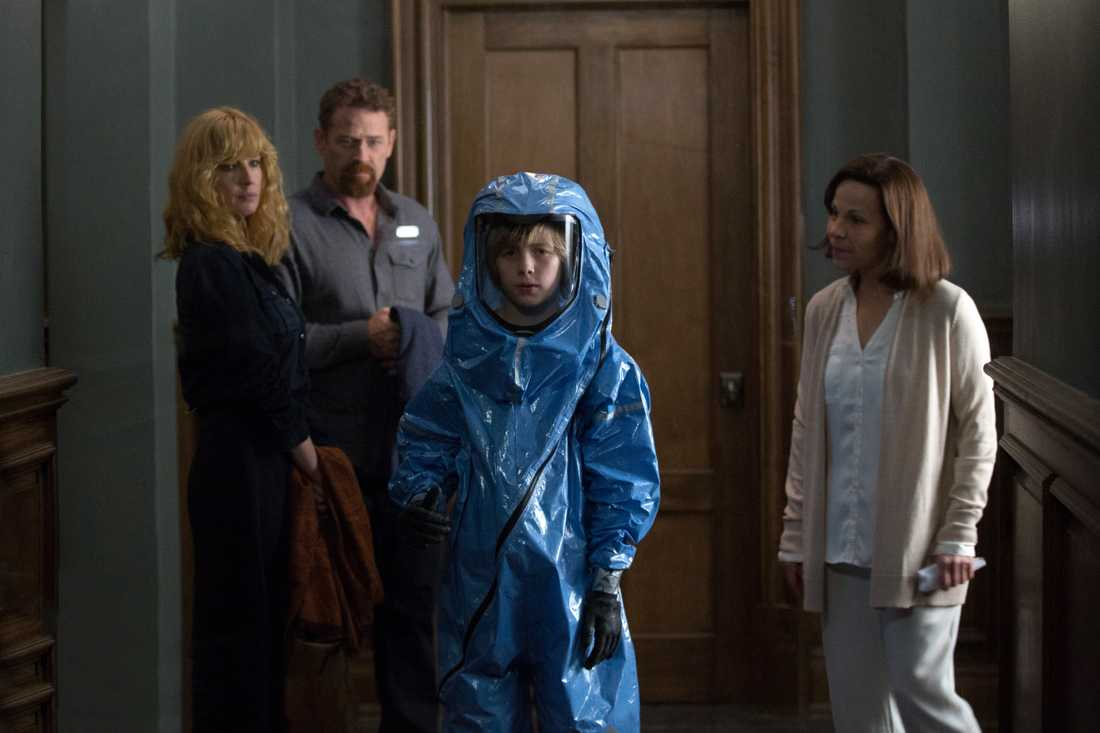Eli i skräckfilmen Eli på Netflix.