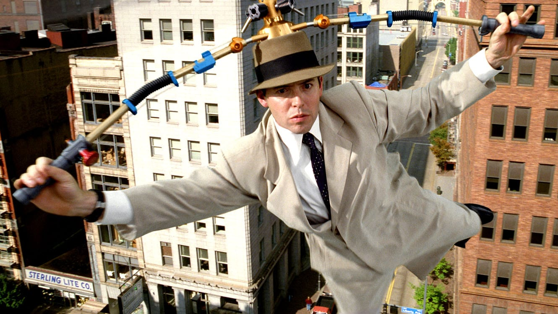 Matthew Broderick som Inspector Gadget.