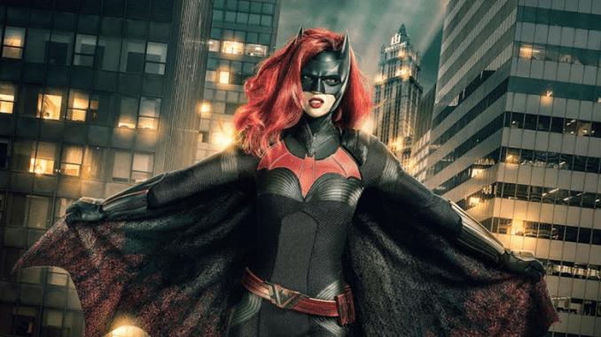 Batwoman.