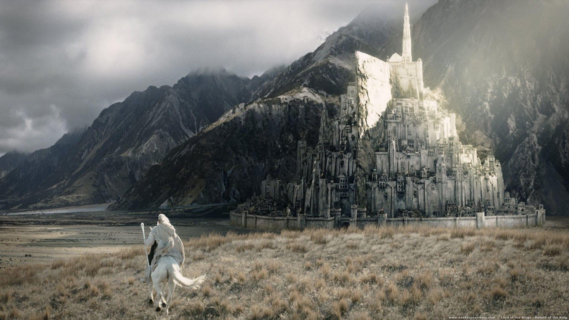 Gandalf rider.