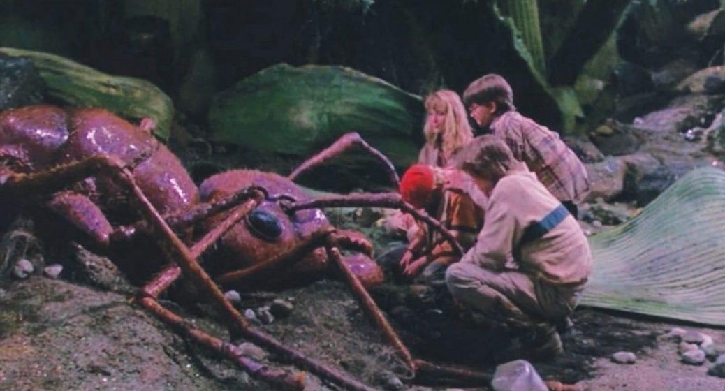 Myran i Älskling, jag krympte barnen.