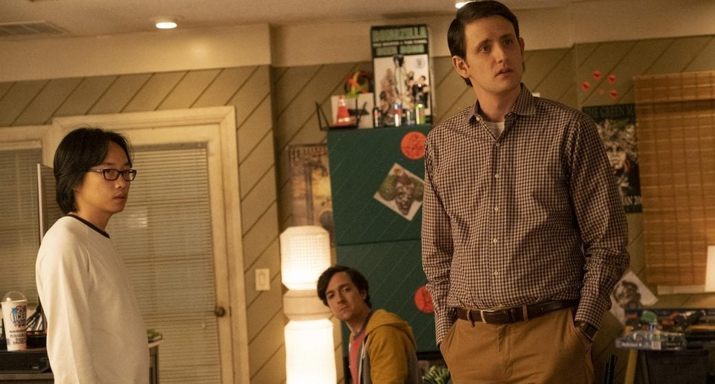 """Zach Woods i """"Silicon Valley""""."""