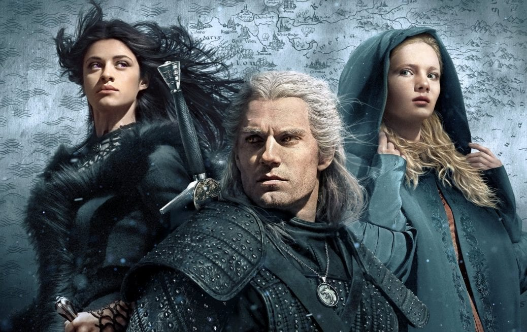 """""""The Witcher""""."""