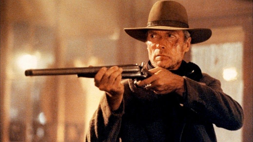 Clint eastwood i De skoningslösa.