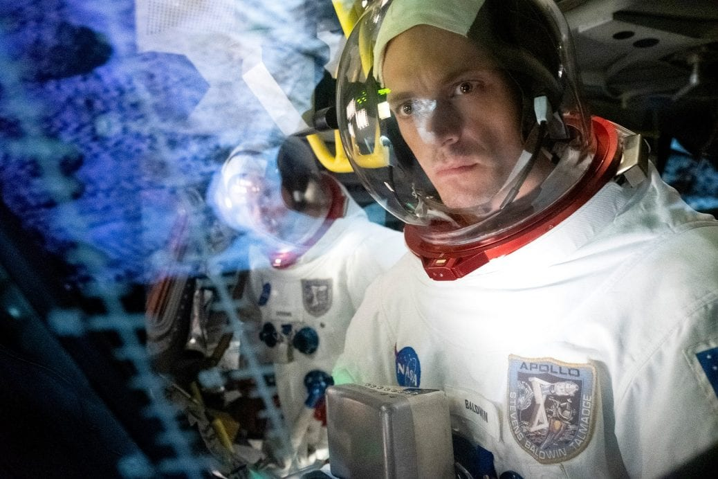 """Joel Kinnaman i """"For All Mankind"""". Den bästa serien på Apple TV+."""