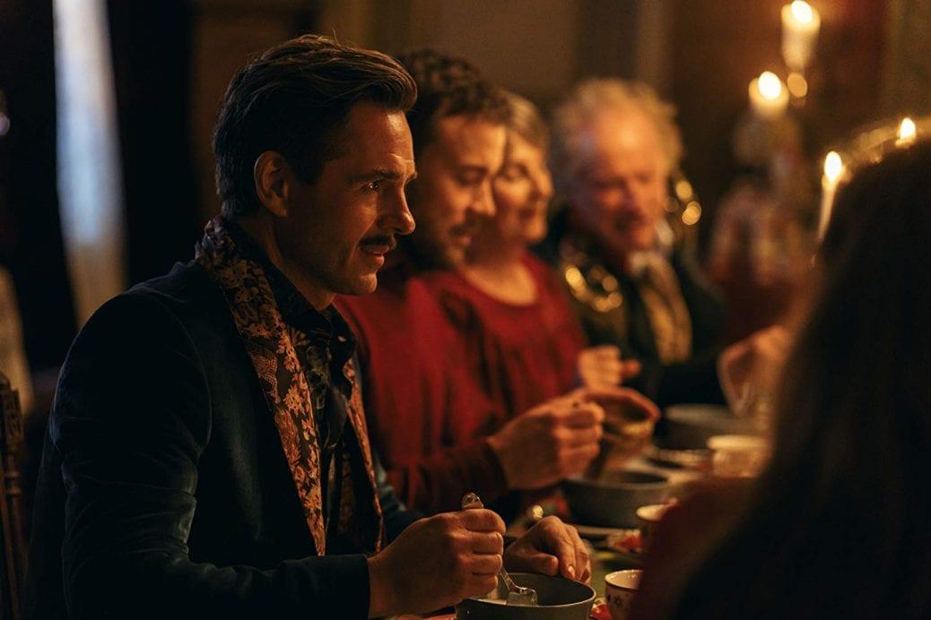 Peter Jöback i ''Jag kommer hem igen till jul''.