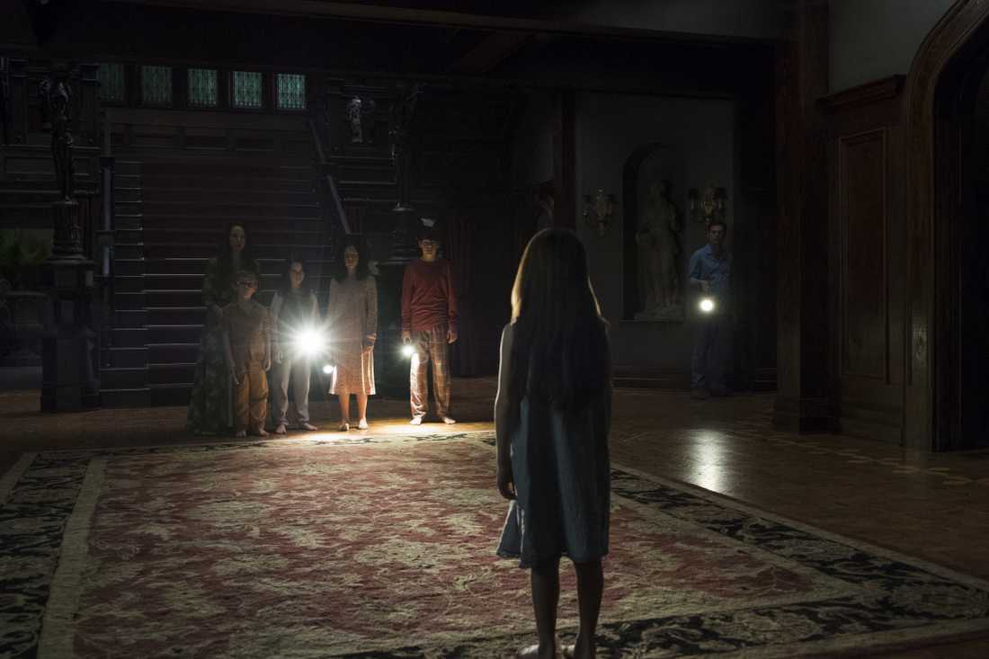 Haunting of Hill house säsong 1