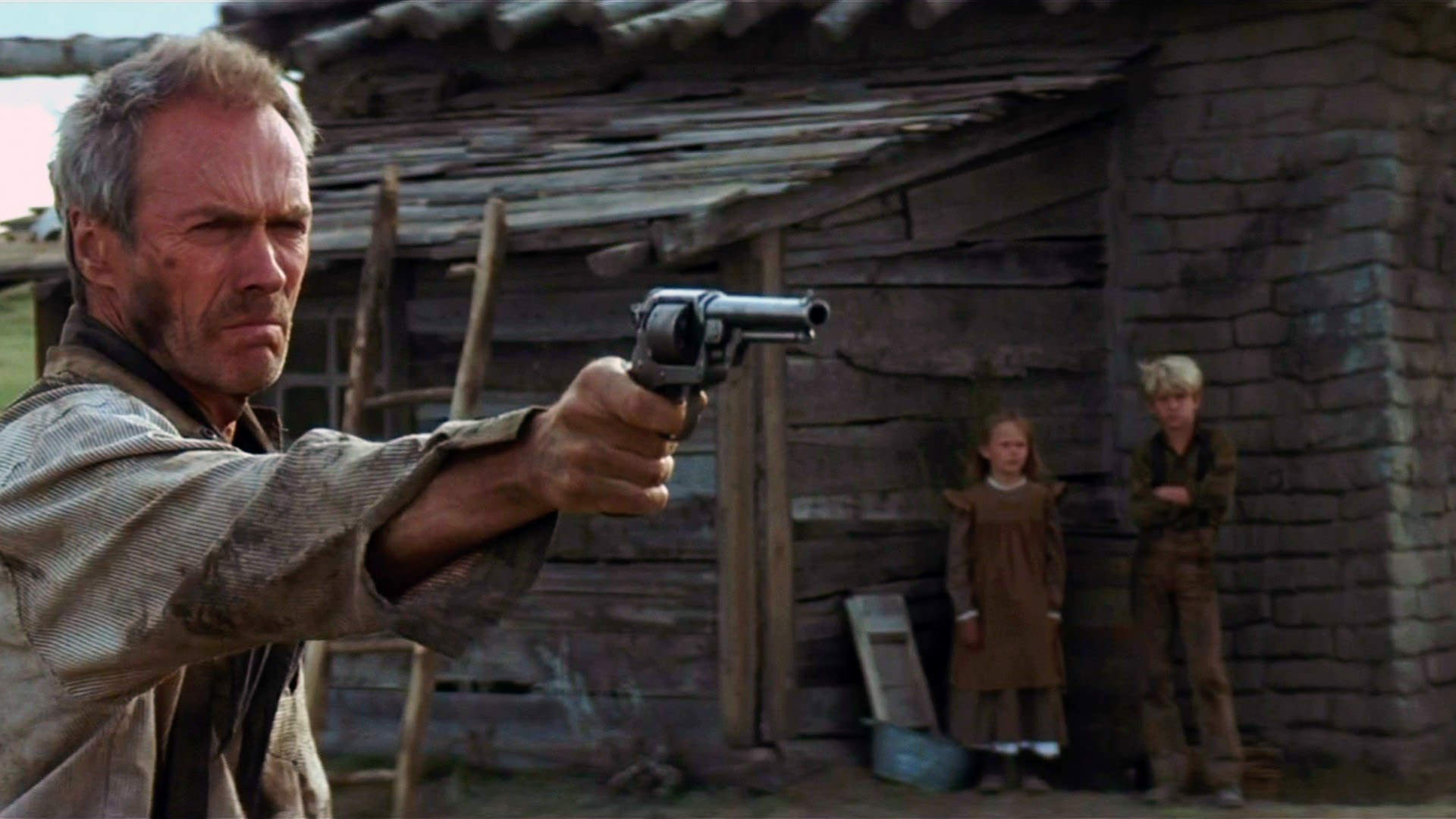 Clint Eastwood i De skoningslösa