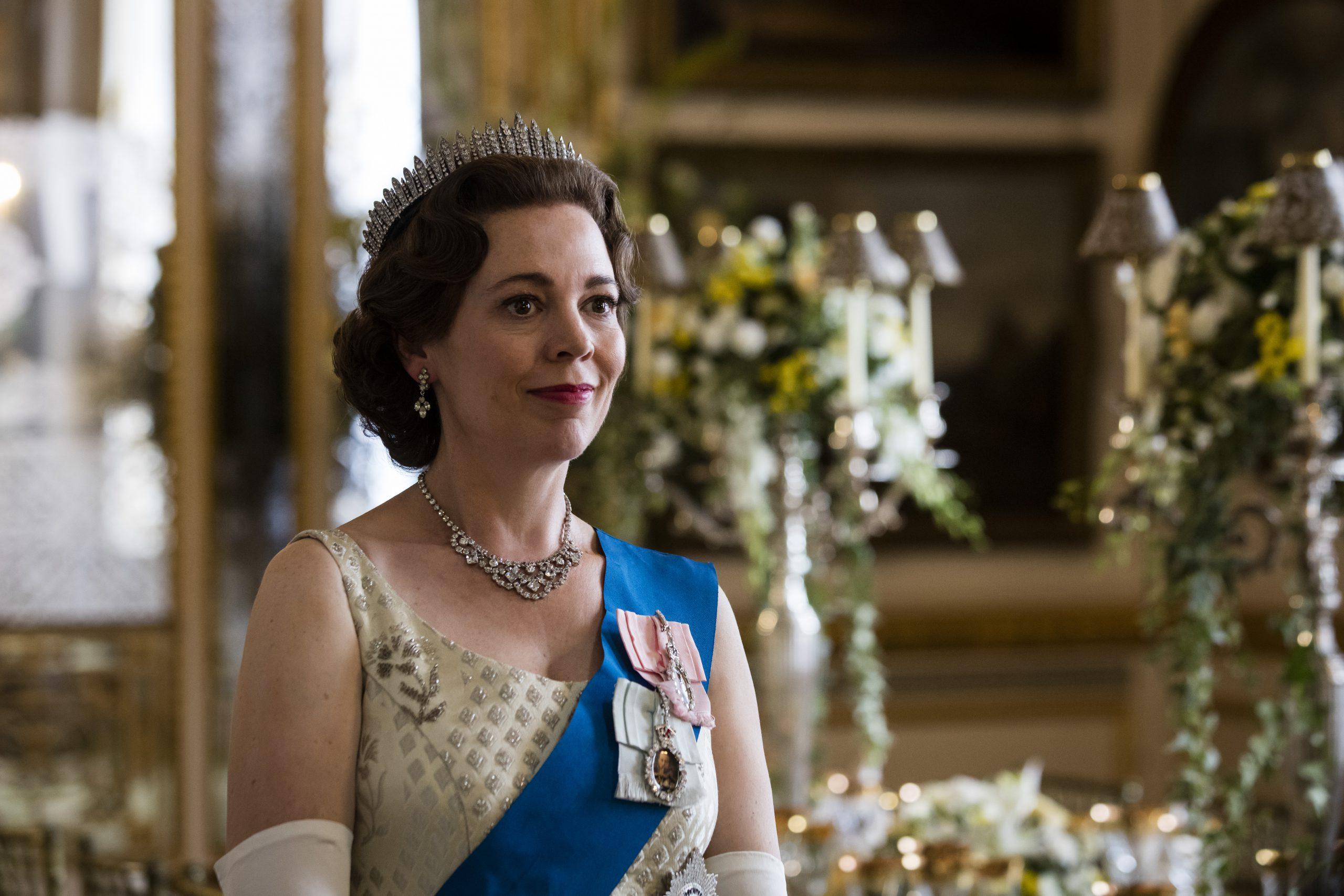 """Olivia Colman fortsätter att hyllas för sin roll som Drottning Elizabeth i """"The Crown"""". Foto: Netflix."""