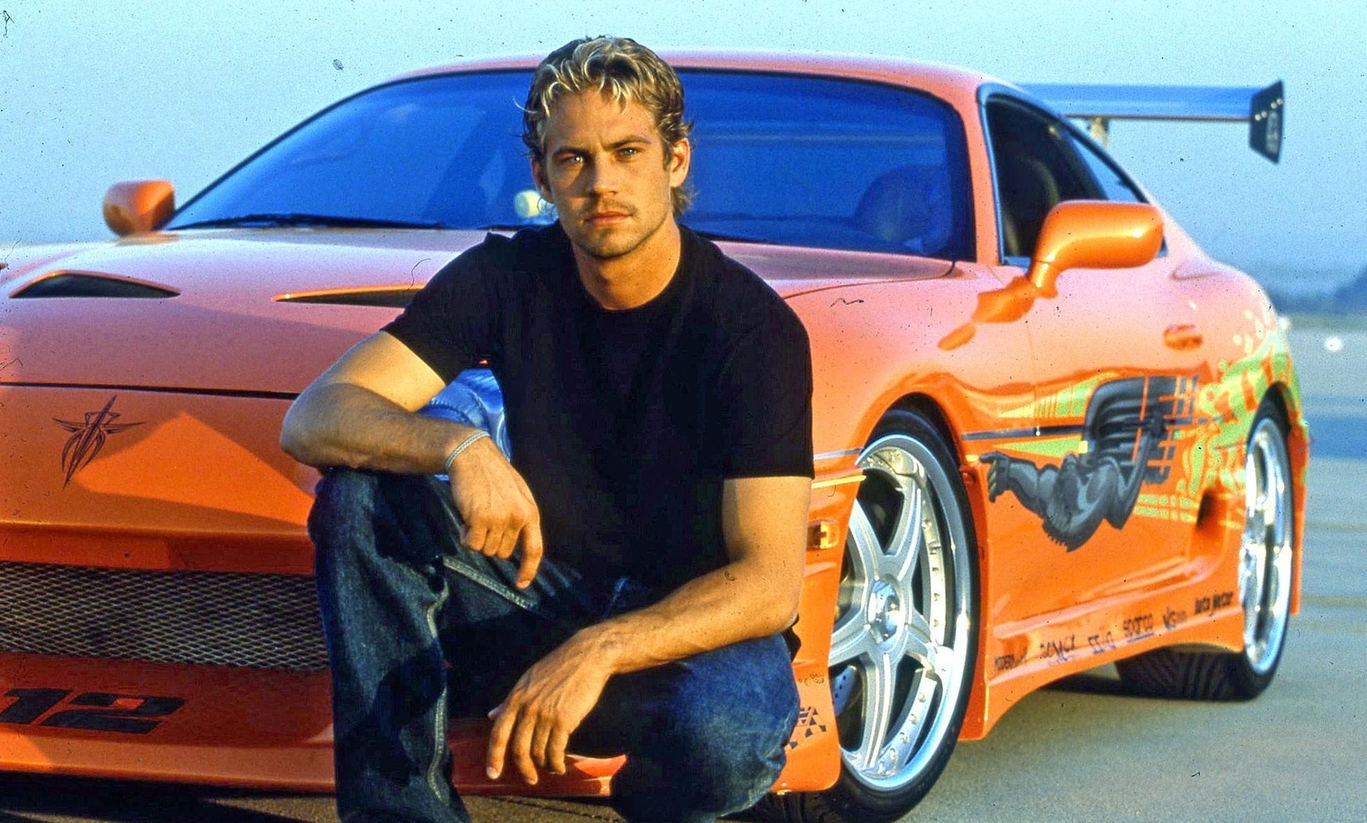 Paul Walker i Fast & Furious