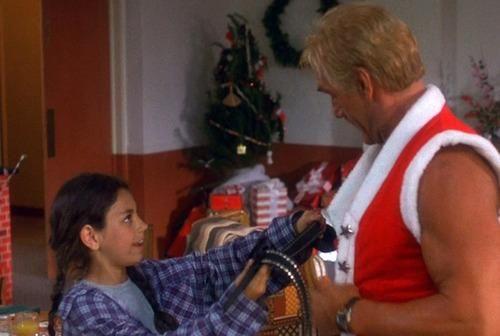 Mila Kunis och Hulk Hogan