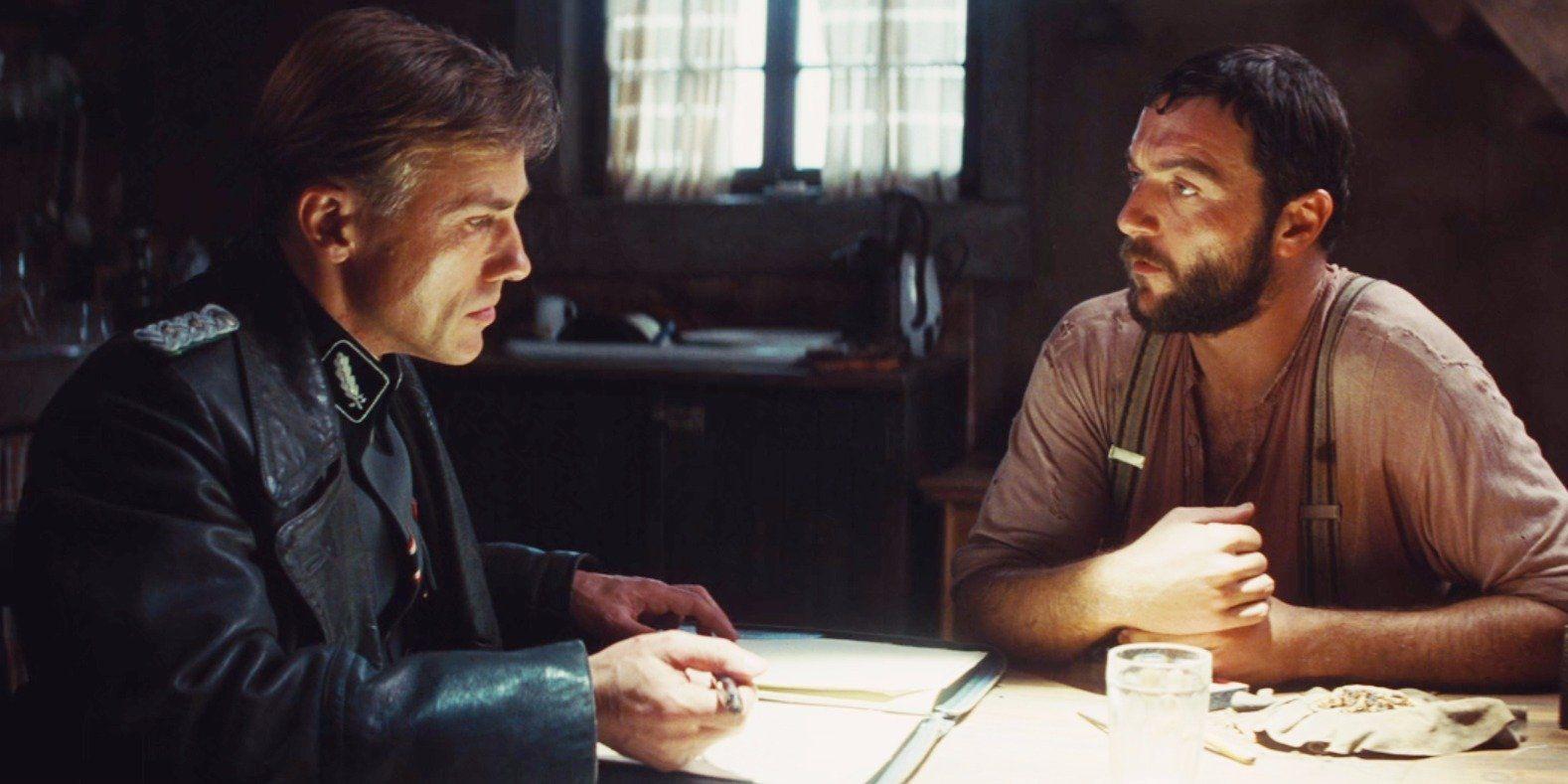 Christoph Waltz som Hans Landa i Inglourious Basterds. Foto: Universal Pictures
