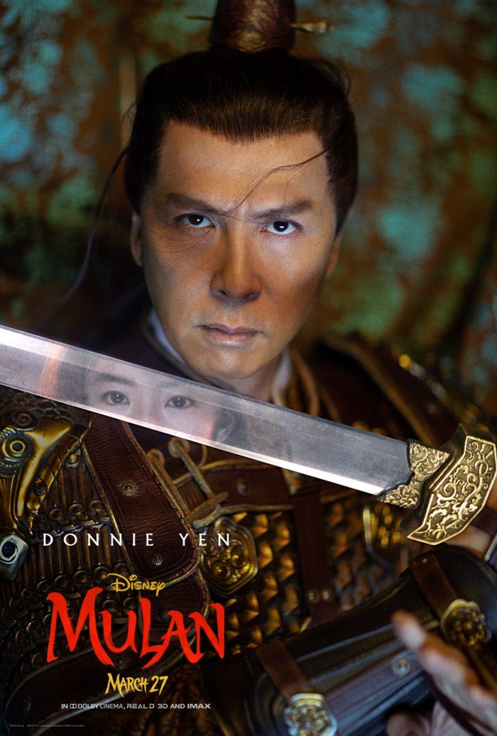 Poster till Mulan