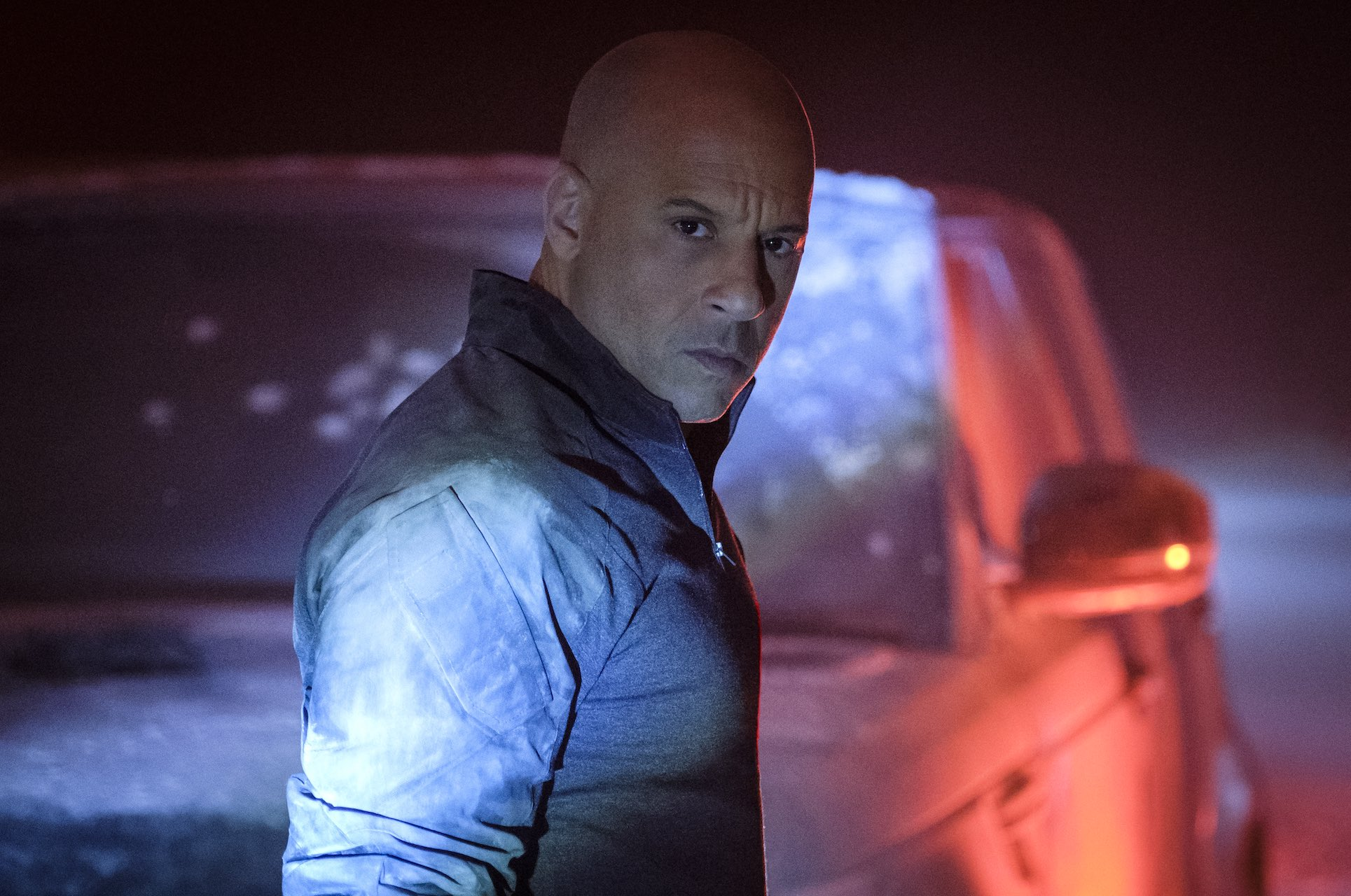 """Vin Diesel i """"Bloodshot""""."""