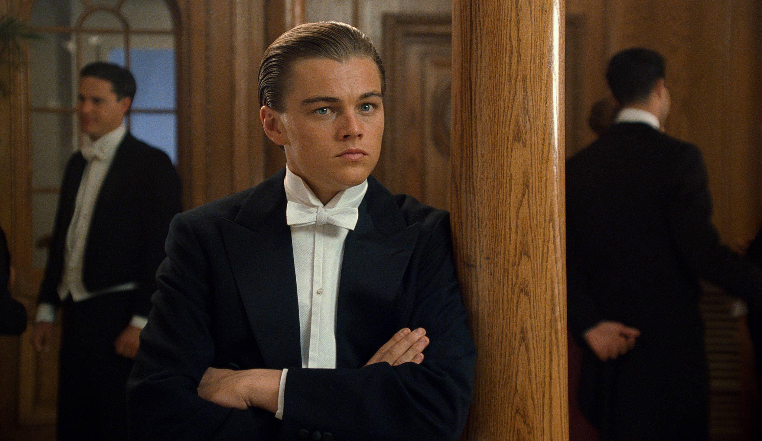 Leonardo DiCaprio i Titanic