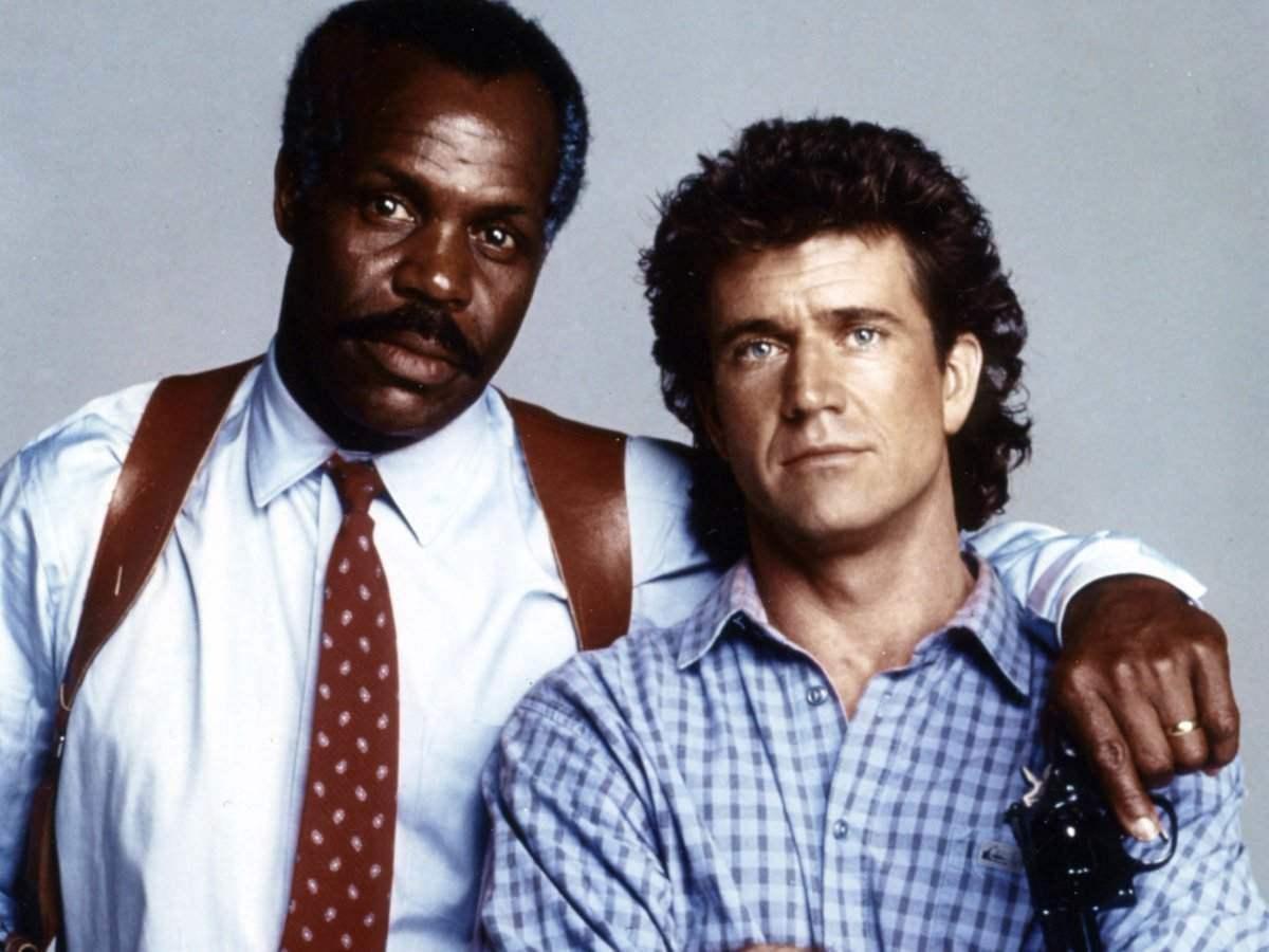 Mel Gibson och Danny Glover.
