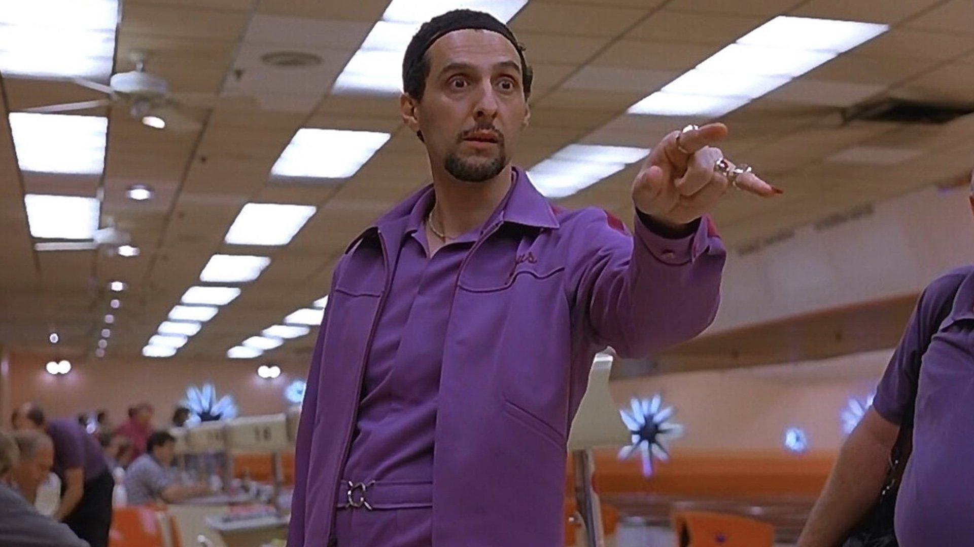 """John Turturro i """"The Big Lebowski"""" (1998)."""