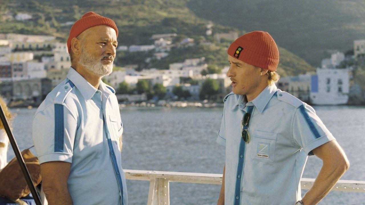 """Bill Murray och Owen Wilson i """"Life Aquatic"""" (2004)."""