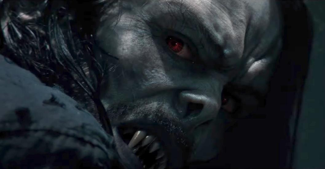 Jared Leto som Morbius.