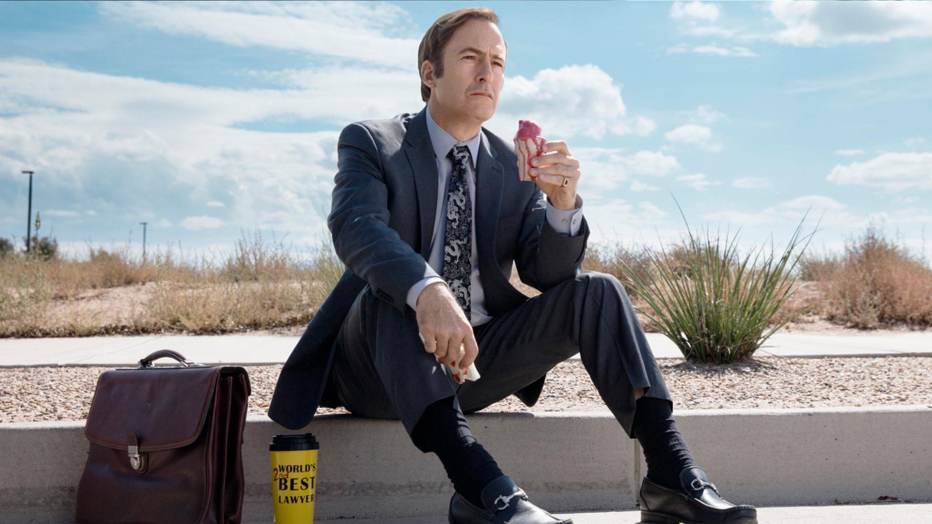 Bob Odenkirks fjärde nominering för rollen som advokaten Saul Goodman. Nu måste han väl bara vinna?