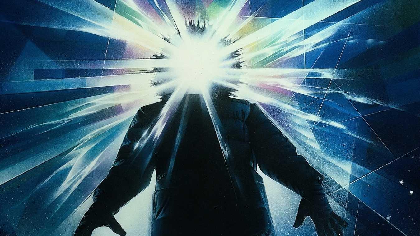 """Konceptbild för John Carpenters """"The Thing"""" (1982)."""