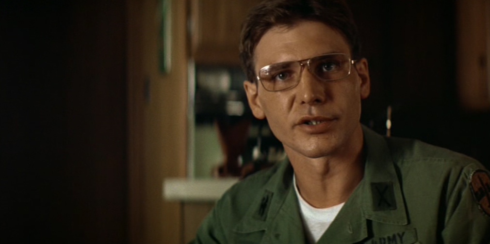 "Harrison Ford i ""Apocalypse Now"" (1979)."