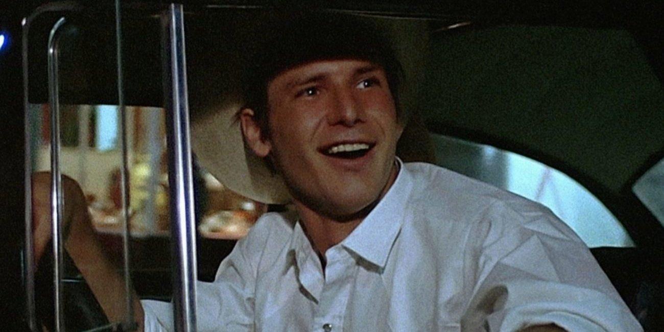 """Harrison Ford i """"Sista natten med gänget"""""""