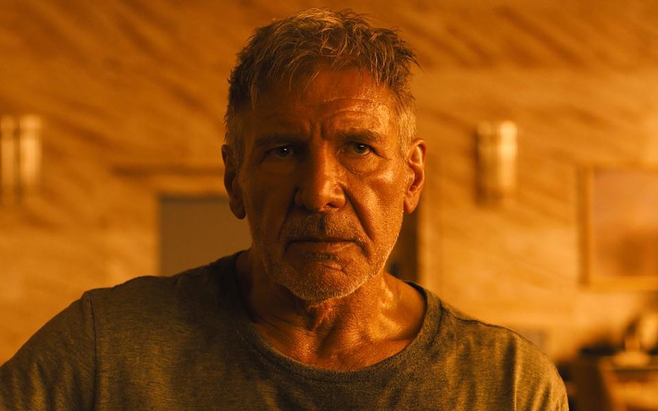 """Harrison Ford i """"Blade Runner 2049""""."""