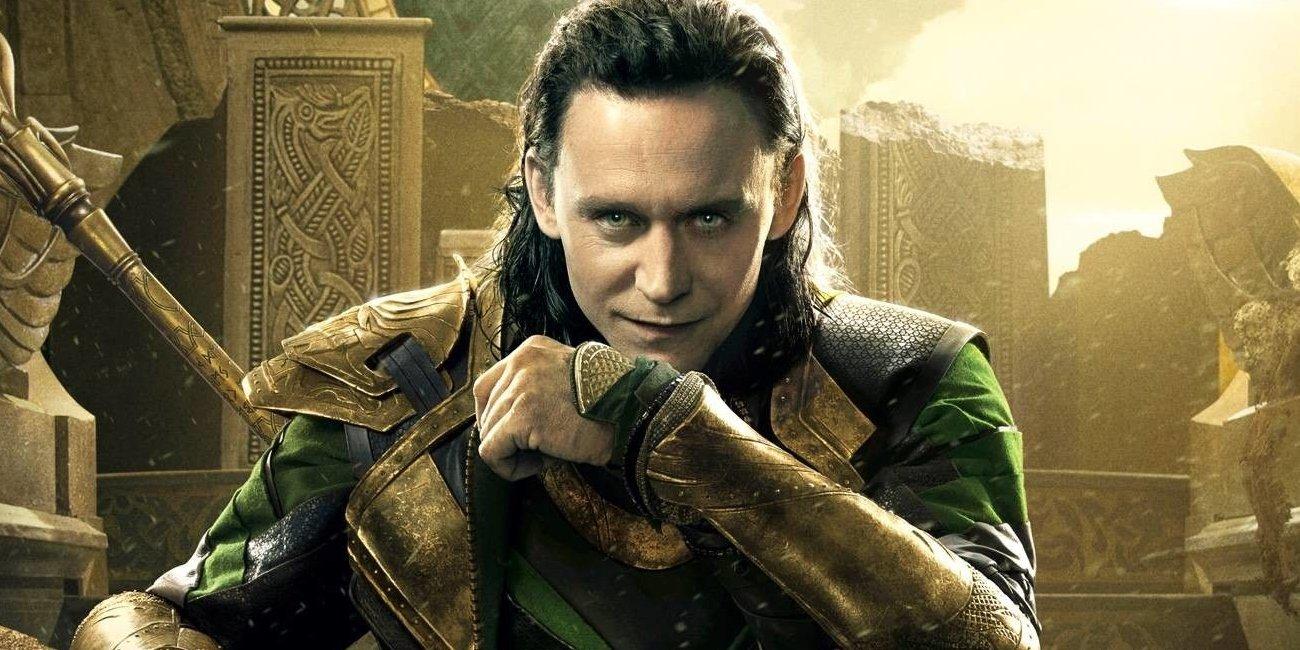 Loki är en av de bästa serierna 2021