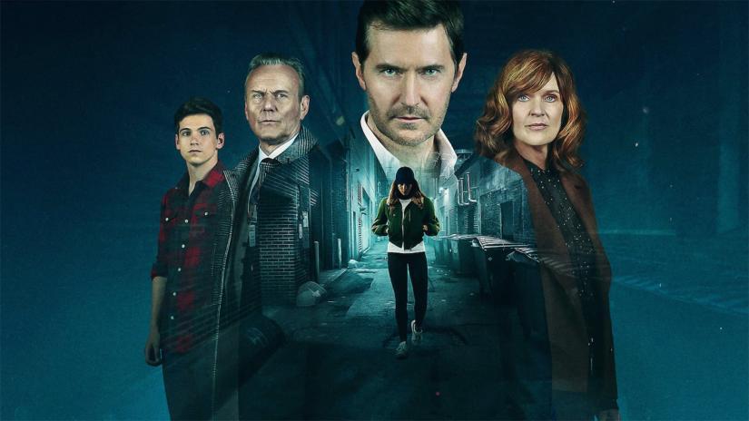 """Nya netflixserien """"The Stranger""""."""