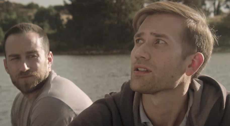 Justin Benson och Aaron Moorhead i The Endless