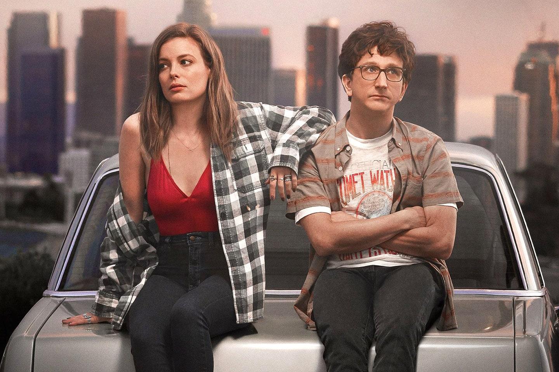 Bild från Netflix-serien Love