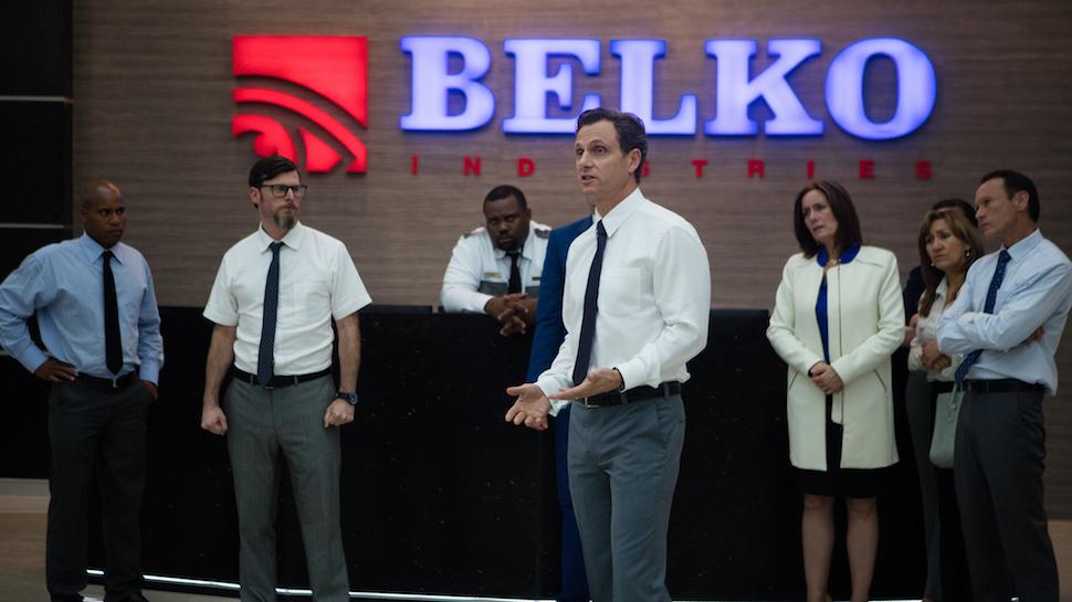 Kollegor i The Belko Experiment