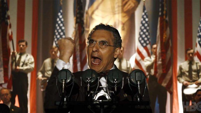 """John Turturro i """"The Plot Against America""""."""