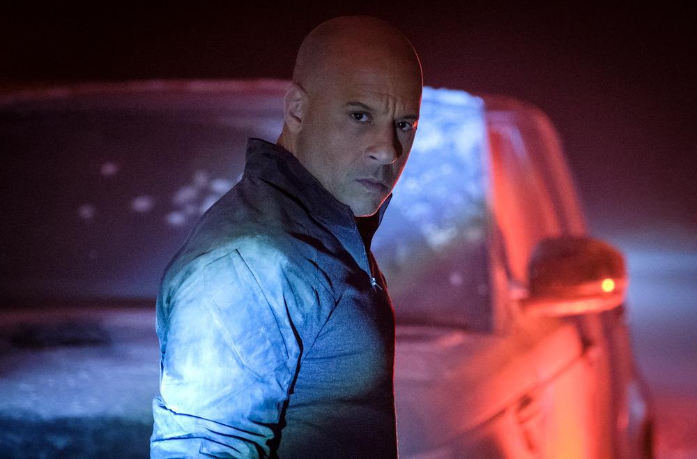 Vin Diesel i blodshot