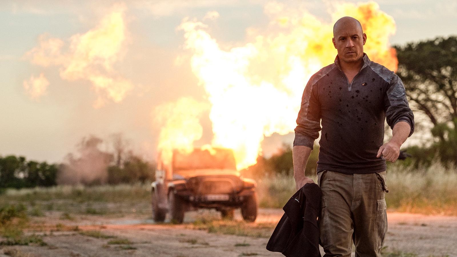 Bloodshot med Vin Diesel.