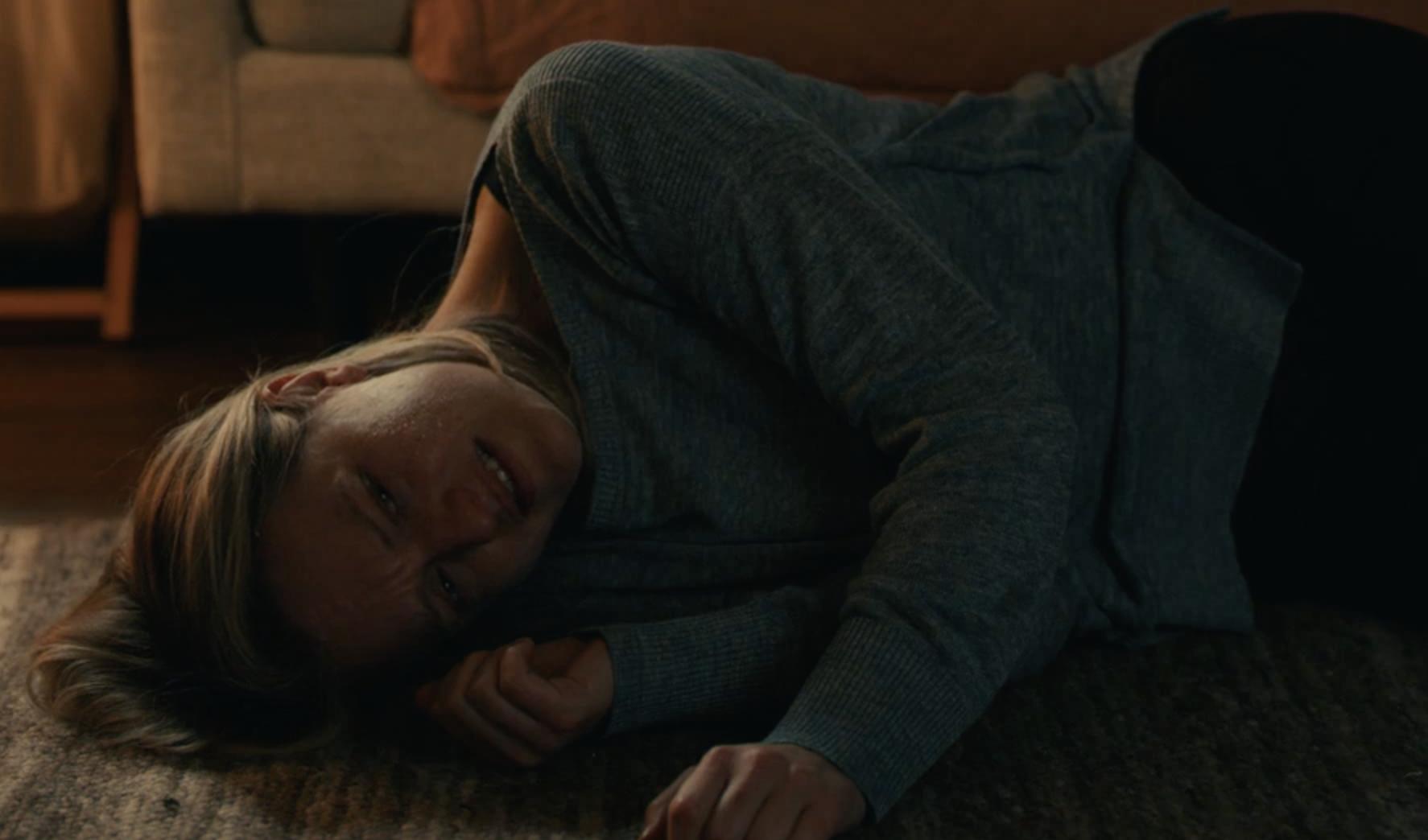 """Elisabeth Moss i """"Den osynlige mannen""""."""