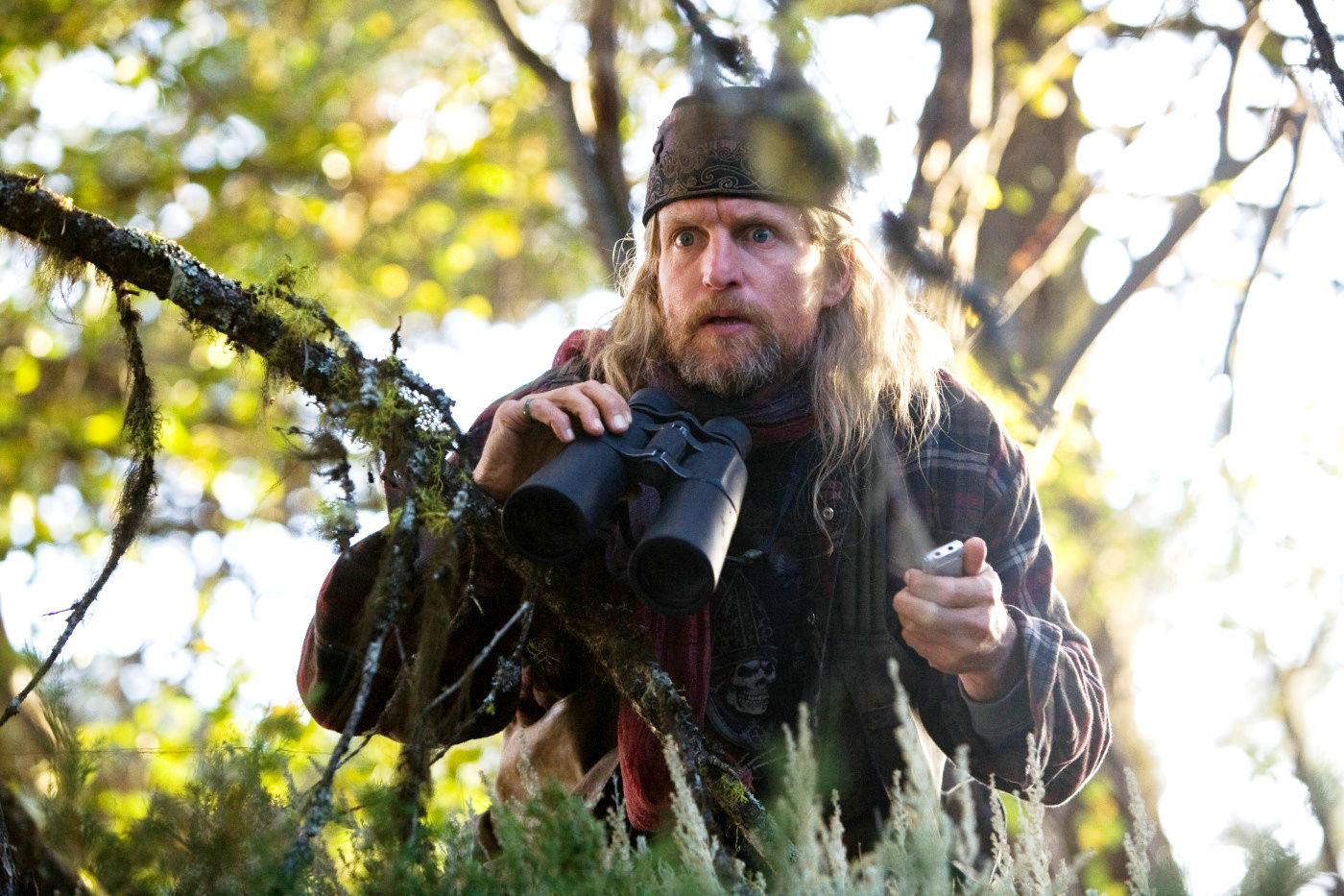 """Woody Harrelson i """"2012""""."""